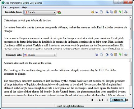 Ace Translator 16.2 Portable