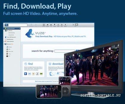 Azureus Vuze 5.7.5.0 Portable