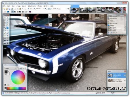 Paint.NET 4.0.20 Final Portable