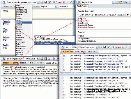 Convert.NET 9.0.7014.2 Portable