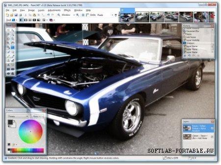 Paint.NET 4.2.1 Final Portable