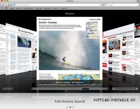 Apple Safari 5.1.7 Portable