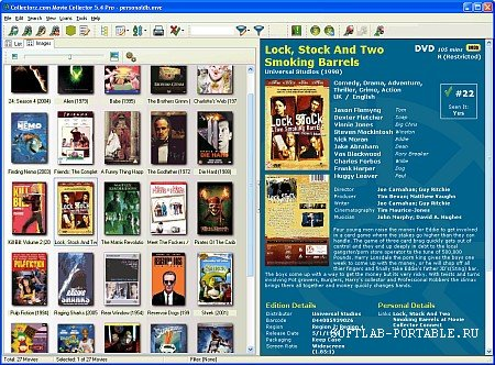 Coollector Movie Database 4.13.9 Portable