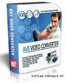AVS Video Converter 12.0.2.652 Portable
