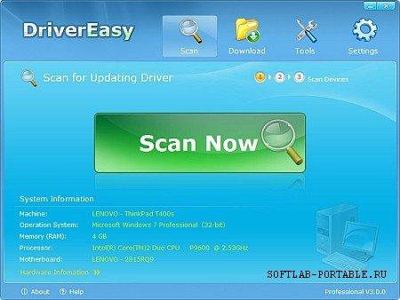 DriverEasy Pro 5.6.10.0 Portable