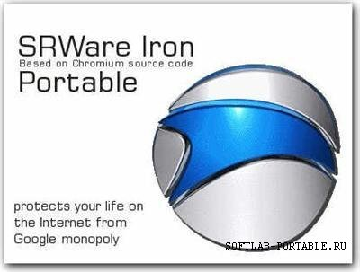 SRWare Iron 61.0.3200.0 Portable