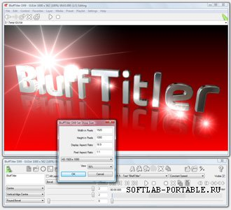 BluffTitler Ultimate 14.7 Portable