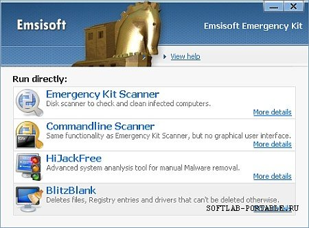 Emsisoft Emergency Kit 2018.6.0.8742 (2019.05.07) Portable