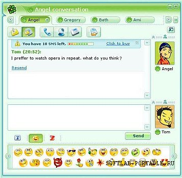 ICQ 10.0 Build 12161 Portable