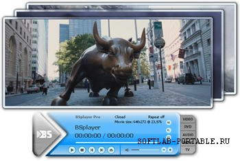 BS.Player Pro 2.72.1082 Final Portable