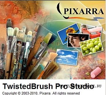 TwistedBrush Pro Studio 24.02 Portable