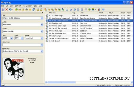 Mp3tag 2.97 Portable