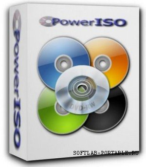 PowerISO 7.4 Portable