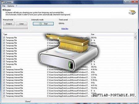 KCleaner 3.6.4.103 Portable