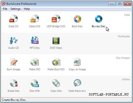 BurnAware Pro 10.2 Final Portable