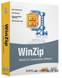 WinZip Pro 21.0.12288 Portable
