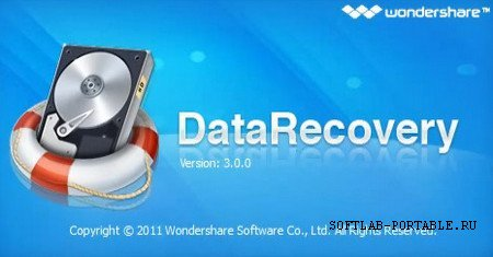 Wondershare Data Recovery 6.6.1.0 Portable