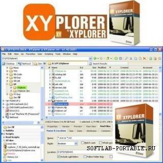 XYplorer 18.60.0100 Portable
