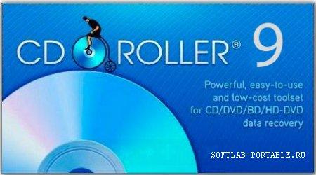 CDRoller 10.1 Portable