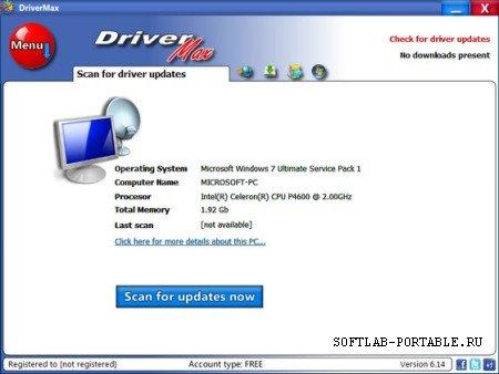 DriverMax Pro 9.41 Portable