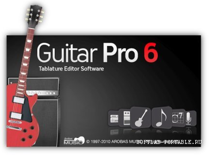 Guitar Pro 7.5.3.1730 Portable