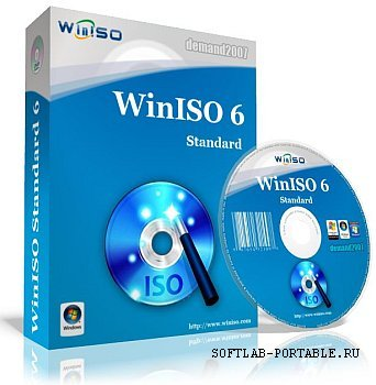 WinISO Standard 6.4.1.6137 Portable