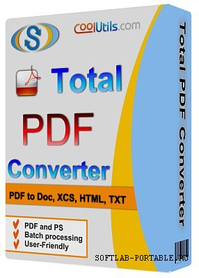 Coolutils Total PDF Converter 6.1.192 Portable