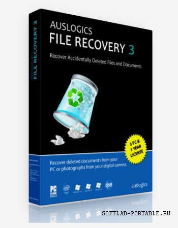 Auslogics File Recovery 8.0.22 Portable