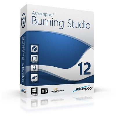 Ashampoo Burning Studio 22.0.5.26 Portable