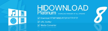 HiDownload Platinum 8.25 Portable