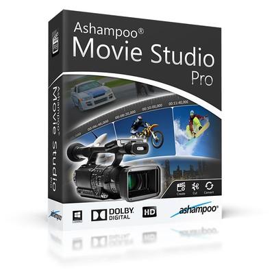 Ashampoo Movie Studio Pro 3.0.3 Portable