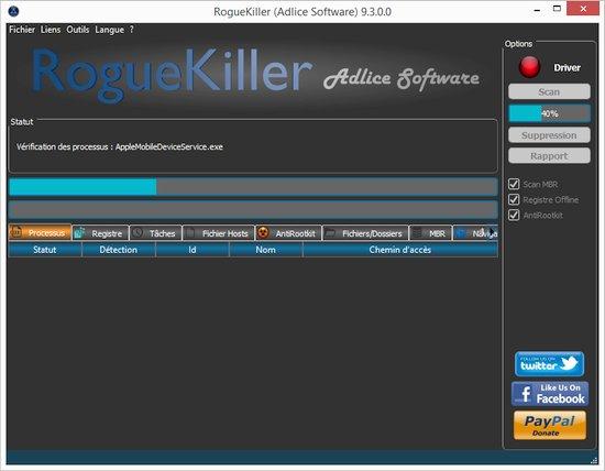 RogueKiller 14.6.1.0 Portable