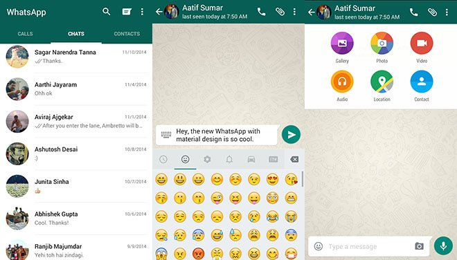WhatsApp 0.3.1847 Portable