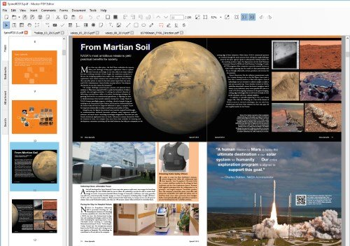 Master PDF Editor 5.6.09 Portable
