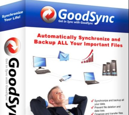 GoodSync Ent 10.9.19.5 Portable
