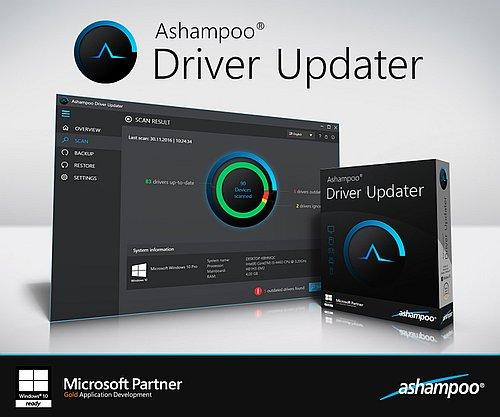 Ashampoo Driver Updater 1.2.1.53382 Portable