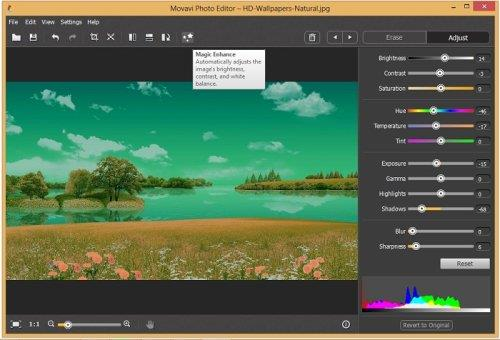 Movavi Photo Editor 6.0 Portable