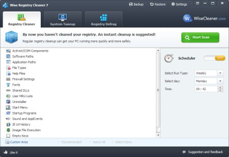 Wise Registry Cleaner 10.2.2 Build 682 Portable